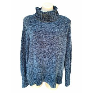 Pleione Pullover Turtleneck Sweater - Large NWT